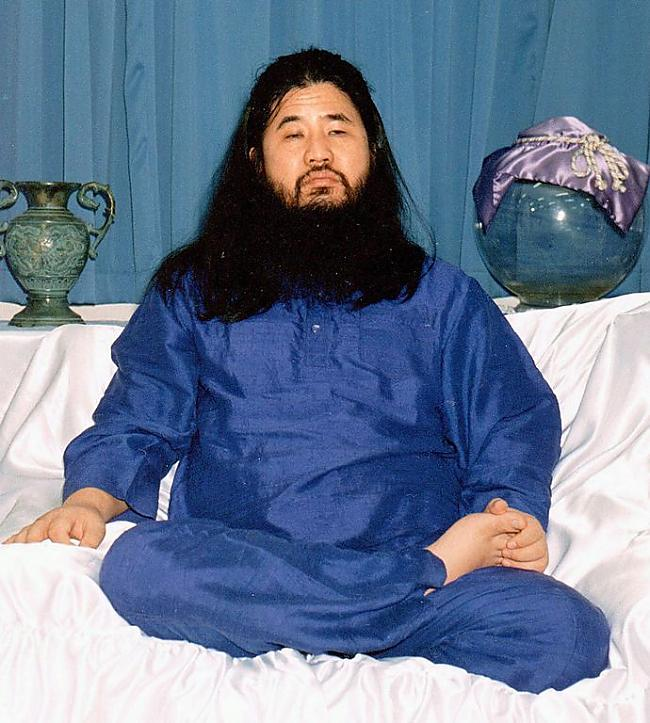 an analysis of the influence of the cult aum shinrikyo created by shoko asahara On society appropriate an analysis of the influence of the cult aum shinrikyo of the influence of the cult aum shinrikyo created by shoko asahara or.